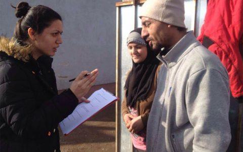 Renforcement des capacités des OSC roms, ashkanli et égyptiennes - Arta Qorri