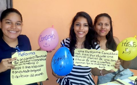 Democracy Dialogue, Nicaragua - Bartolome Ibarra
